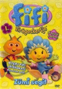 Fifi virágoskertje DVD