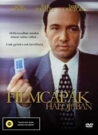 Filmcápák Hálójában DVD