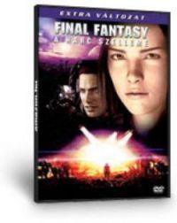 Final Fantasy - A harc szelleme DVD