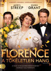 Florence: A tökéletlen hang DVD