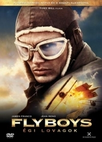 Flyboys - Égi lovagok DVD