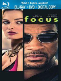 Focus - A látszat csal Blu-ray