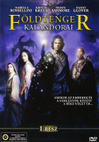 Földtenger kalandorai DVD