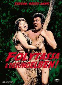 Folytassa a dzsungelben! DVD