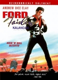 Ford Fairlane kalandjai DVD