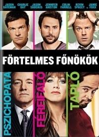 Förtelmes főnökök DVD