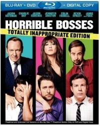 Förtelmes főnökök Blu-ray