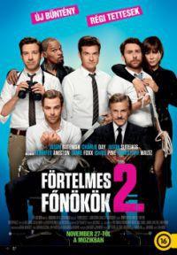 Förtelmes főnökök 2. DVD