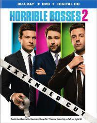 Förtelmes főnökök 2. Blu-ray