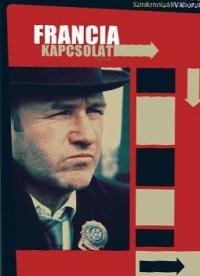 Francia kapcsolat DVD