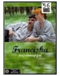 Franciska vasárnapjai DVD