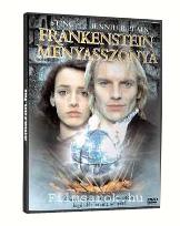 Frankenstein menyasszonya DVD