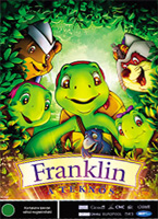 Franklin, a teknős DVD