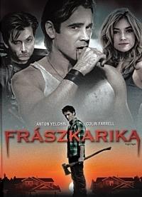 Frászkarika DVD
