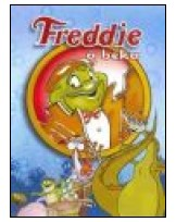 Freddie, a béka DVD