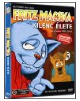 Fritz, a macska DVD