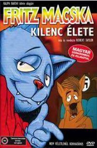 Fritz, a macska kilenc élete DVD