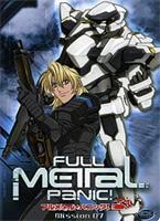 Full Metal Panic! DVD