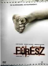 Fűrész 1. DVD