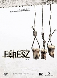 Fűrész 3. DVD