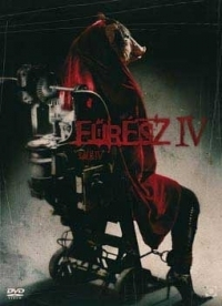 Fűrész 4. DVD