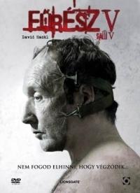 Fűrész 5. DVD