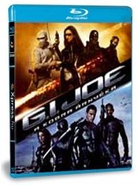 G. I. Joe - A kobra árnyéka Blu-ray
