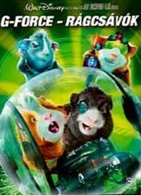 G-Force - Rágcsávók DVD