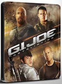 G.I. Joe - Megtorlás limitált, fémdobozos (Steelbook) Blu-ray