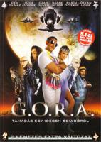 G.O.R.A. - Támadás egy idegen bolygóról DVD
