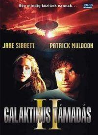 Galaktikus támadás 2. DVD