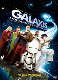Galaxis útikalauz stopposoknak DVD