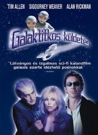 Galaxy Quest - Galaktitkos küldetés DVD