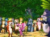 Galiba az őserdőben