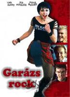 Garázs-rock DVD