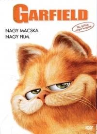 Garfield 1. *Mozifilm* DVD