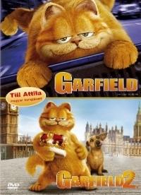 Garfield 1-2. *Páros* (2 DVD) DVD