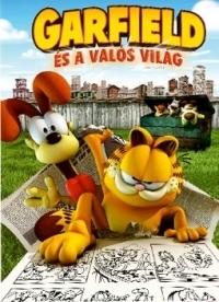 Garfield és a valós világ DVD