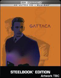 Gattaca (4K UHD + Blu-ray) - limitált, fémdobozos változat (steelbook) Blu-ray