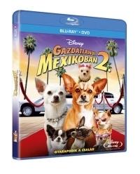 Gazdátlanul Mexikóban 2 Blu-ray