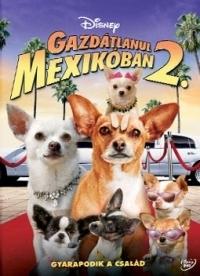 Gazdátlanul Mexikóban 2. DVD