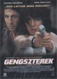 Gengszterek DVD