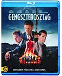 Gengszterosztag Blu-ray
