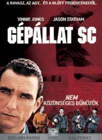 Gépállat SC DVD