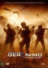 Geronimo hadművelet DVD