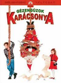 Gézengúzok karácsonya DVD