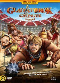 Gladiátorok gyöngye DVD