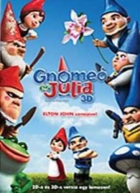 Gnómeó és Júlia DVD