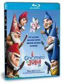 Gnómeó és Júlia Blu-ray