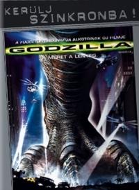Godzilla  *1994* *Szinkronizált változat* DVD